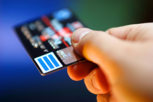 Loan with a credit card