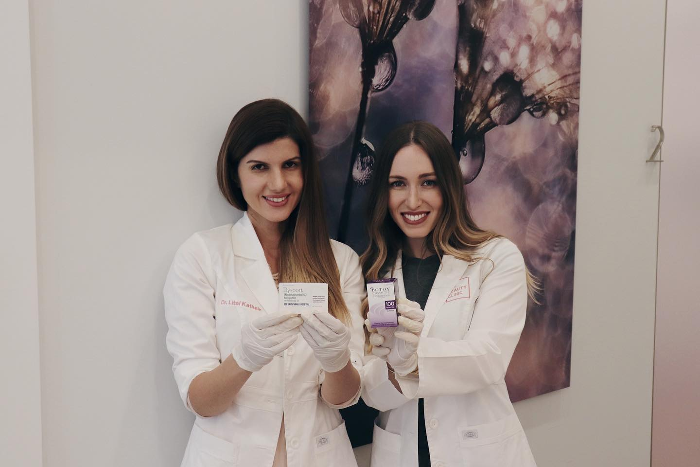 The Beauty Clinic Botox or Dysport?