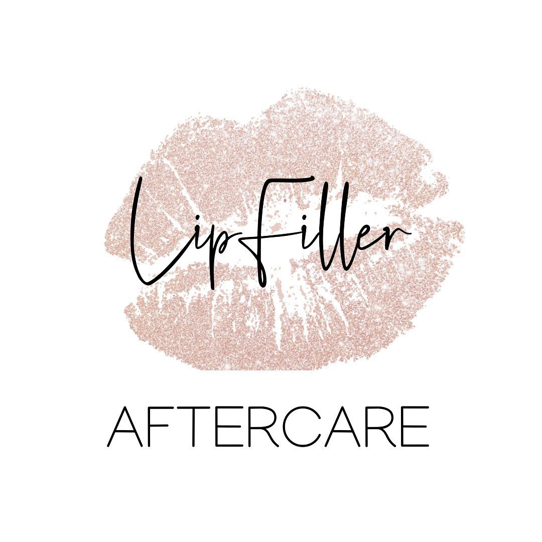 The Beauty Clinic Lip Filler Aftercare