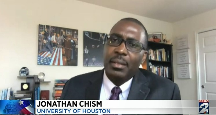 Houston area author of 'Critical Race Theory bill'