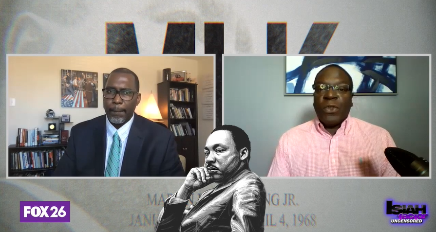 Why This MLK Day is so important coming off of 2020