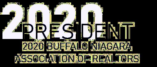 2020 President Buffalo Niagara Association of Realtors