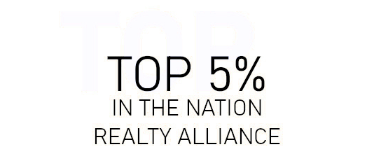 Top five percent in the nation, Realty Alliance