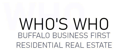 Who's Who Buffalo Business First Residential Real Estate