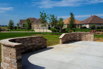 Stone and Hardscaping