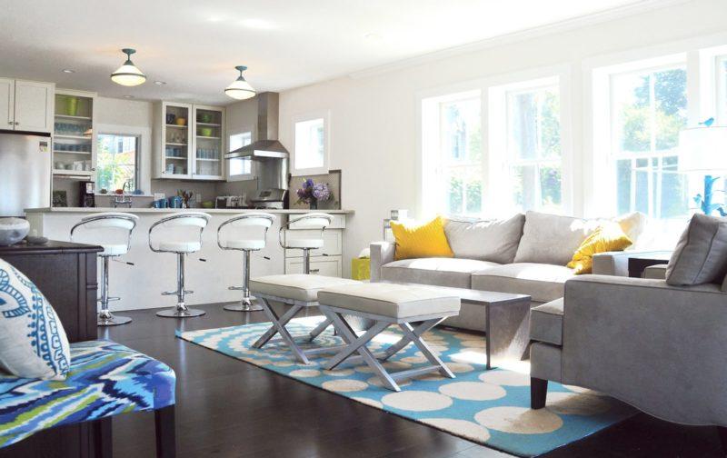 family room interior design Ridgefield, Connecticut