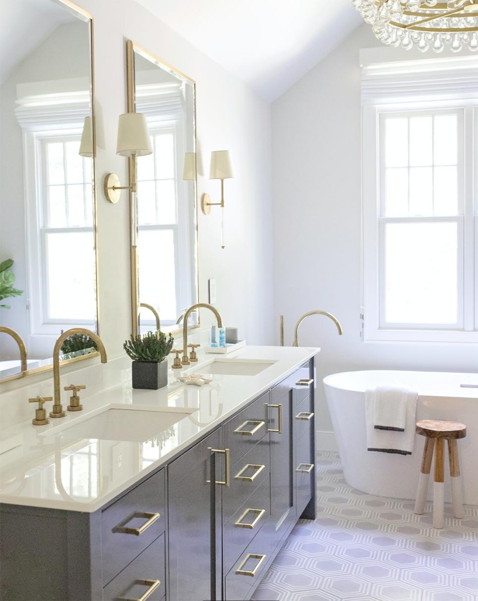 bathroom interior design Ridgefield, Connecticut
