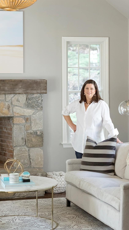 Molly Hirsch interior designer