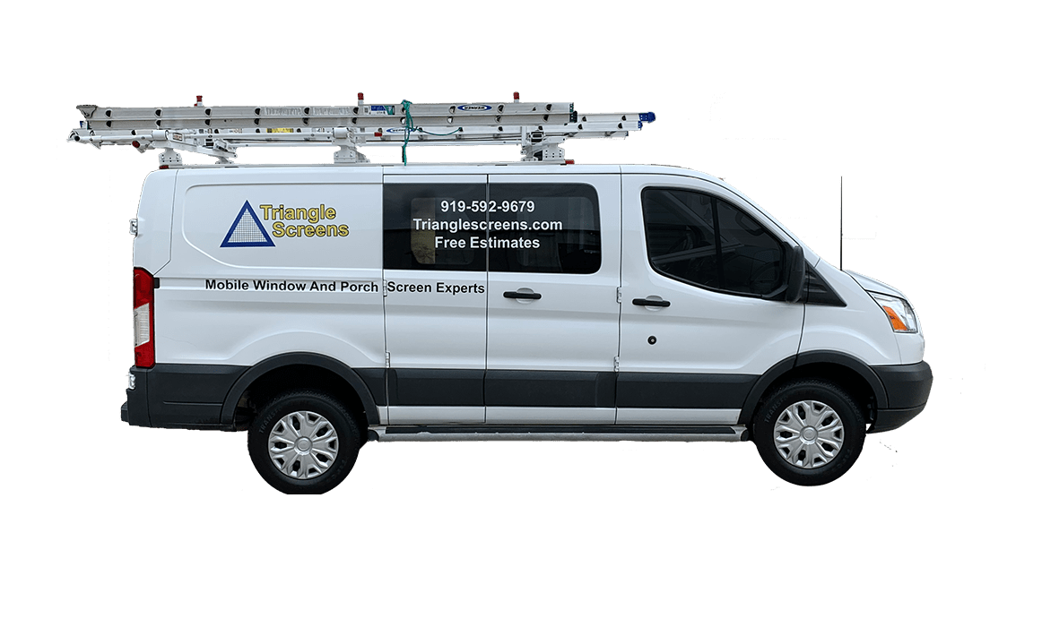 Mobile Screen Repair Truck