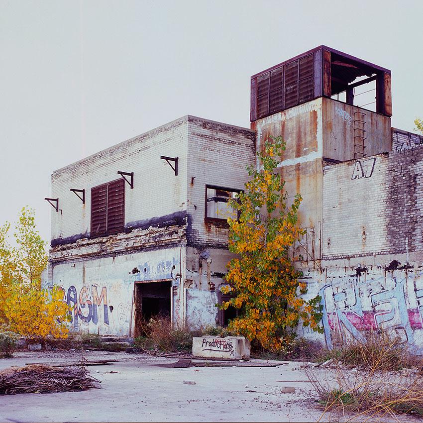 Detroit photography