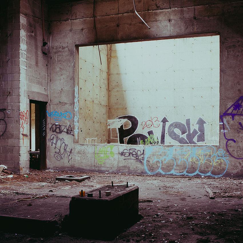 destruction photography