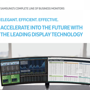 Accelerate into the Future with the leading Display technology PDF
