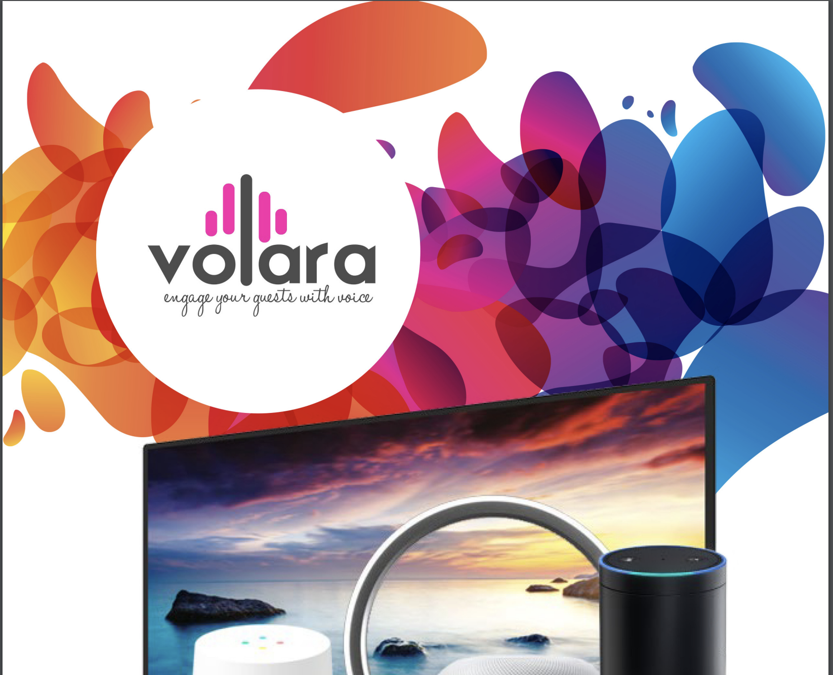 Volara: Engage your guest with voice