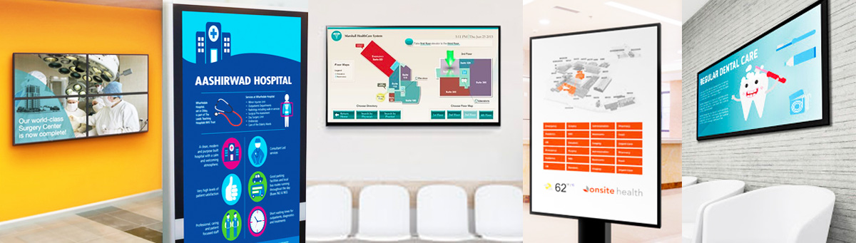 Shows and Example of different types of Healthcare TV and Hospital TV
