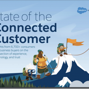 State of the Connected Customer PDF Cover