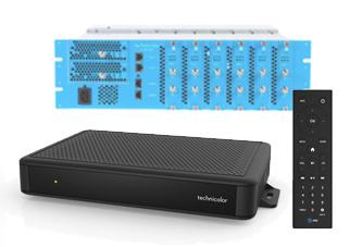 DIRECTV AEP equipment for hotel tvs