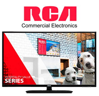 RCA Commercial Display TV