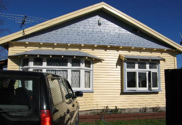 Christchurch, Marcroft