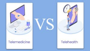 Difference Between Telemedicine and Telehealth