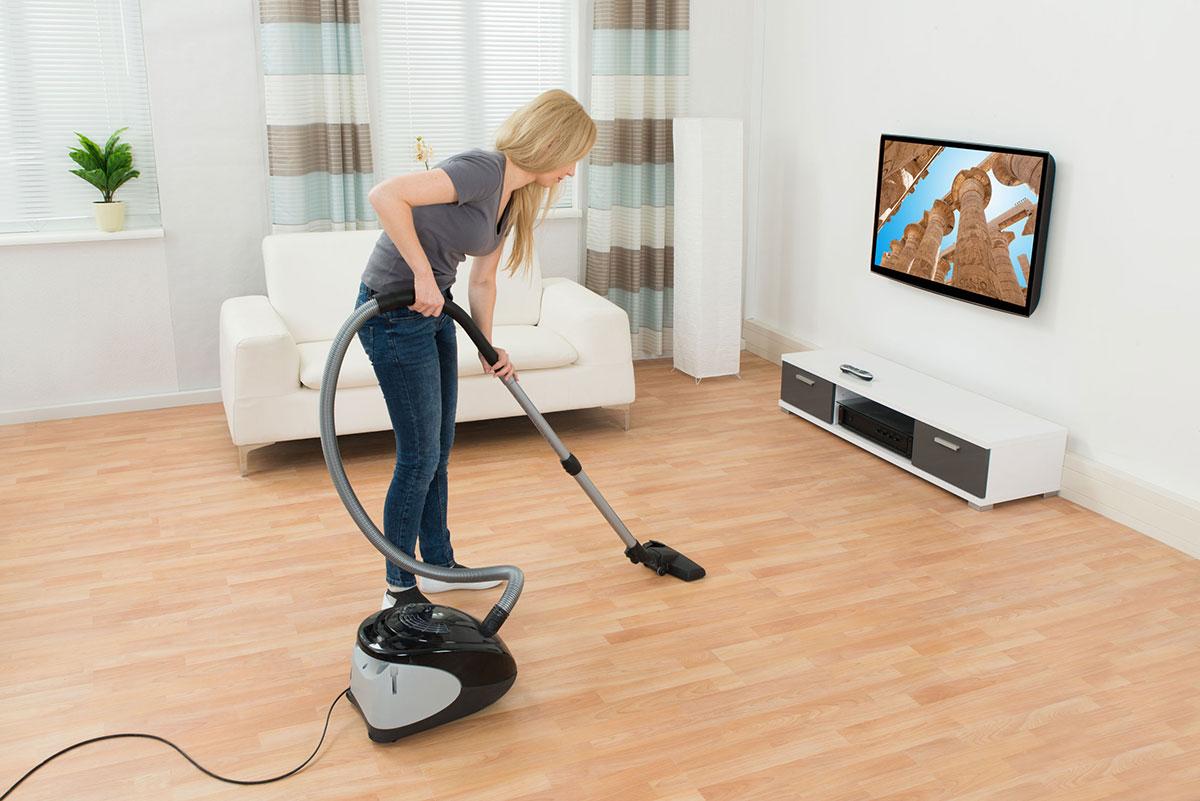 Vacuum Your Rugs
