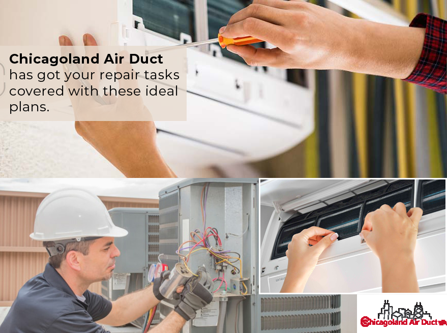 Experts for Air Duct cleaning