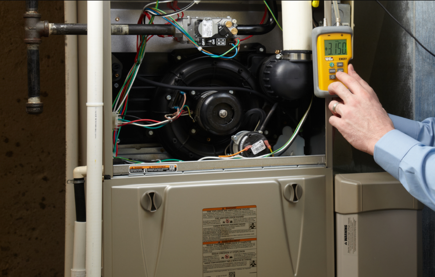 Furnaces and Home Heating Systems Repair