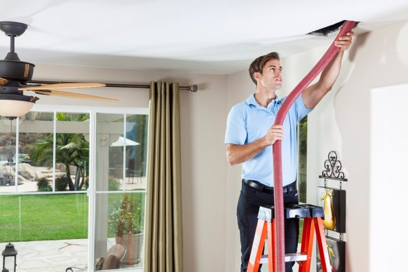 Professional services for Air Duct Cleaning