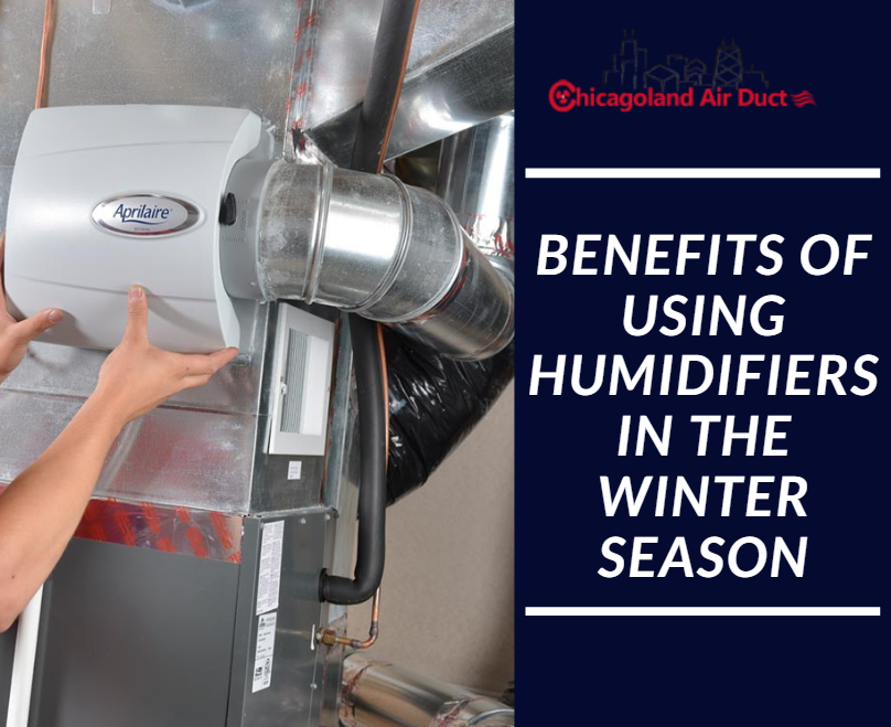 Benefits of Using Humidifiers in winters