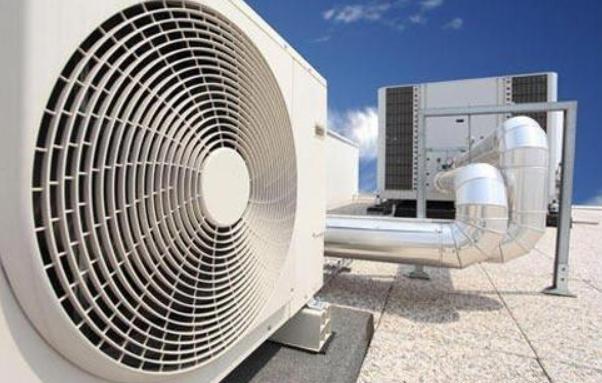 HVAC machine fan