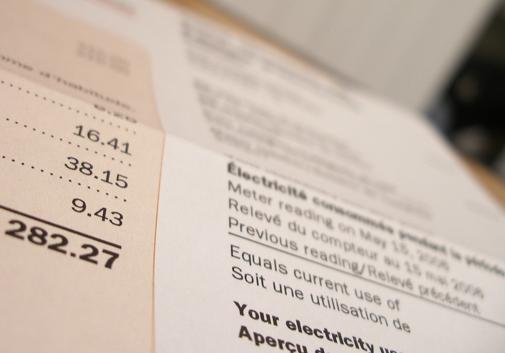 Hiking Electric Bills