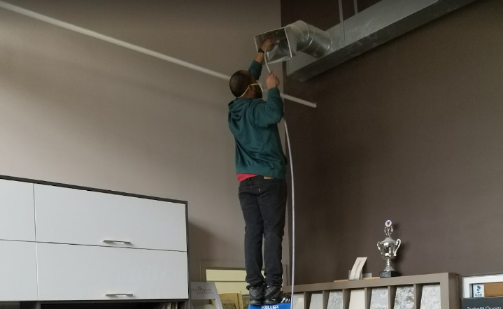 Duct cleaning services in Deerfield