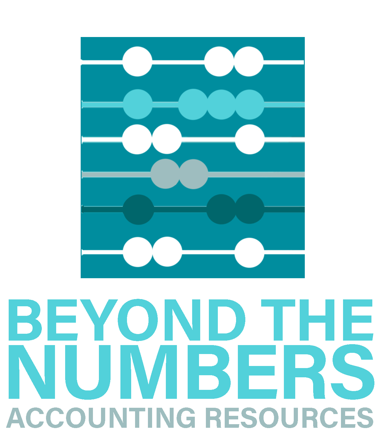 Beyond the Numbers Accounting Resources Logo