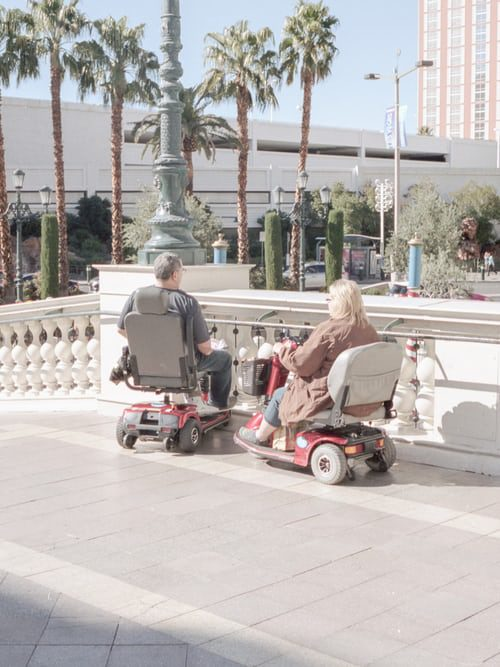 limited mobility