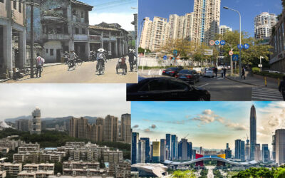 Next Stop: Shenzhen, then and now