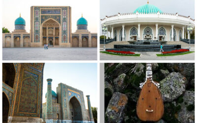 Tashkent and Samarkand: fabled cities of the Silk Road