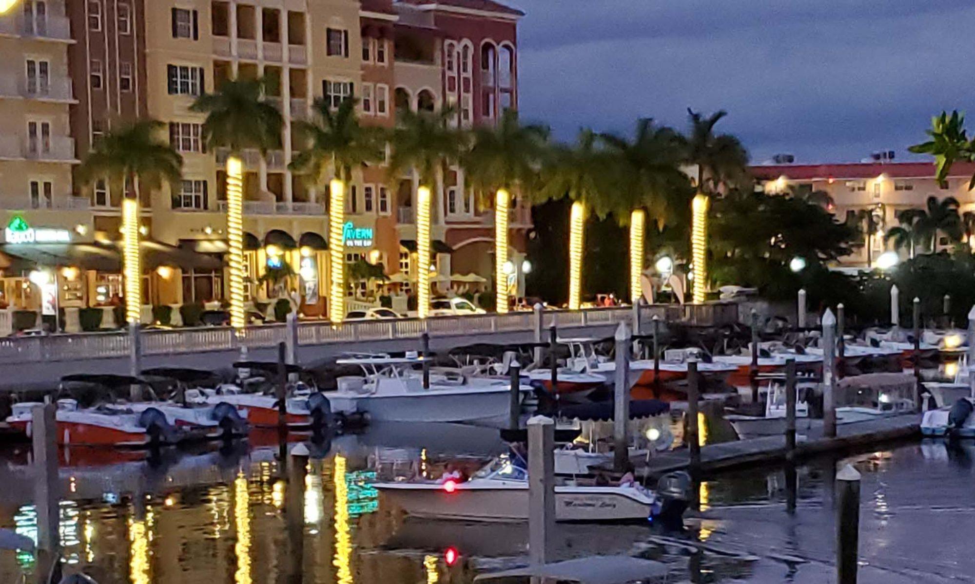 Bayfront Marina-Naples, Florida