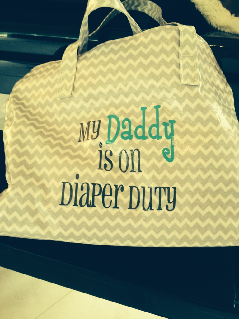 A SPECIAL GIFT FROM THE DADDY'S MOM