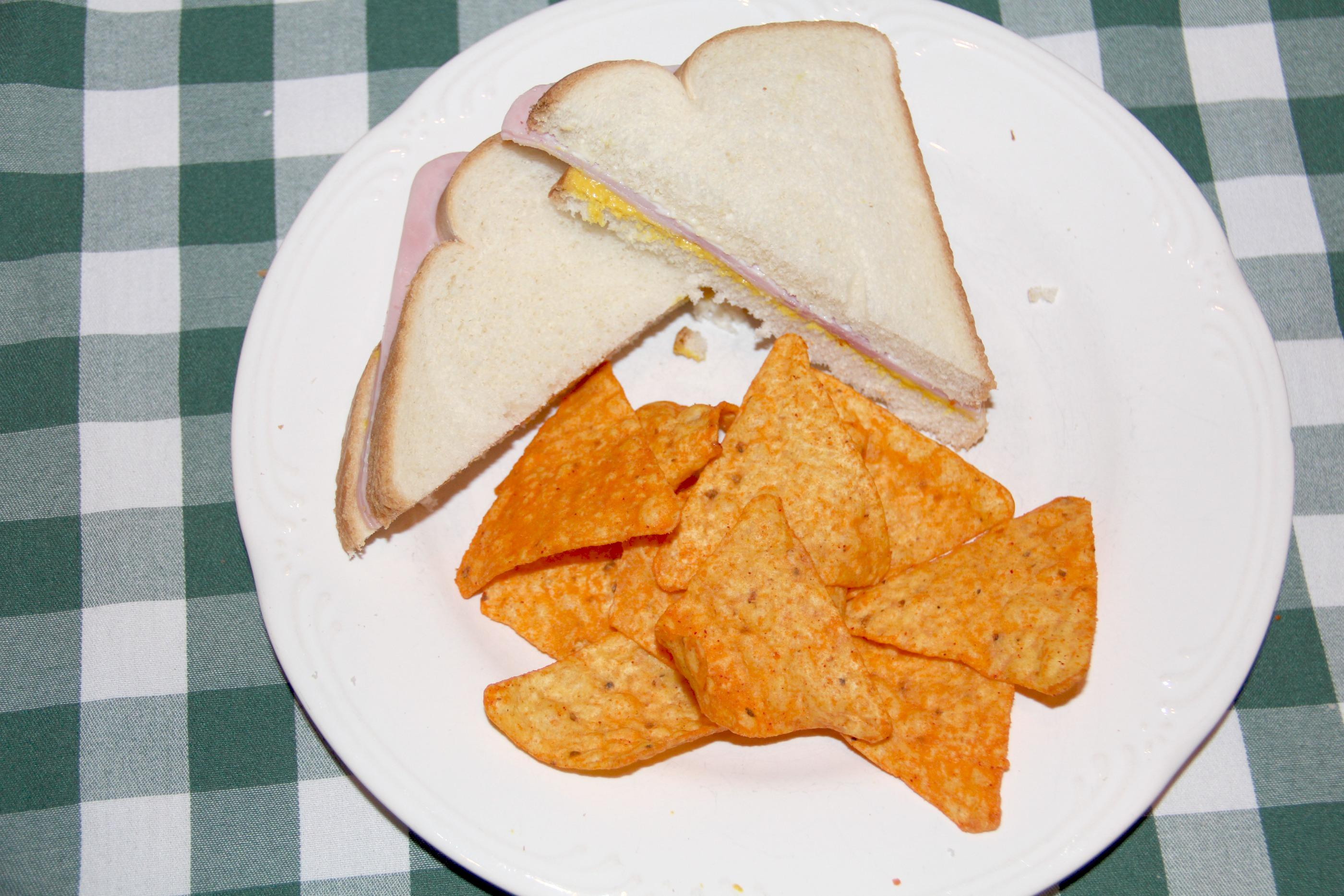 The Sandwich: A Courageous Conversation