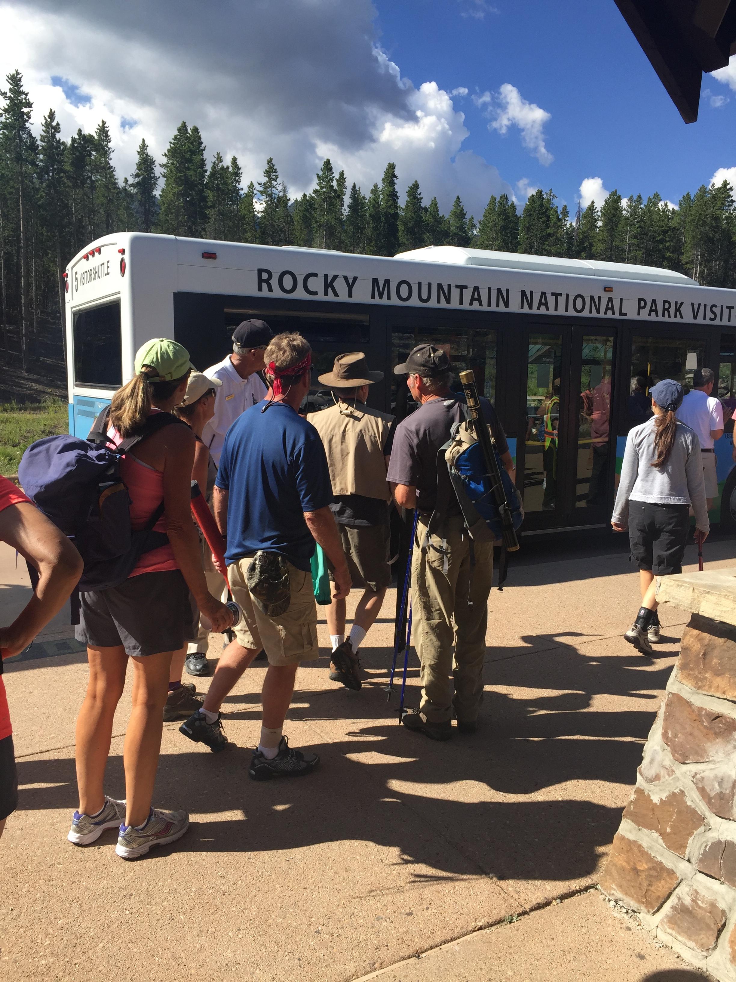 Happy Birthday Rocky Mountain National Park