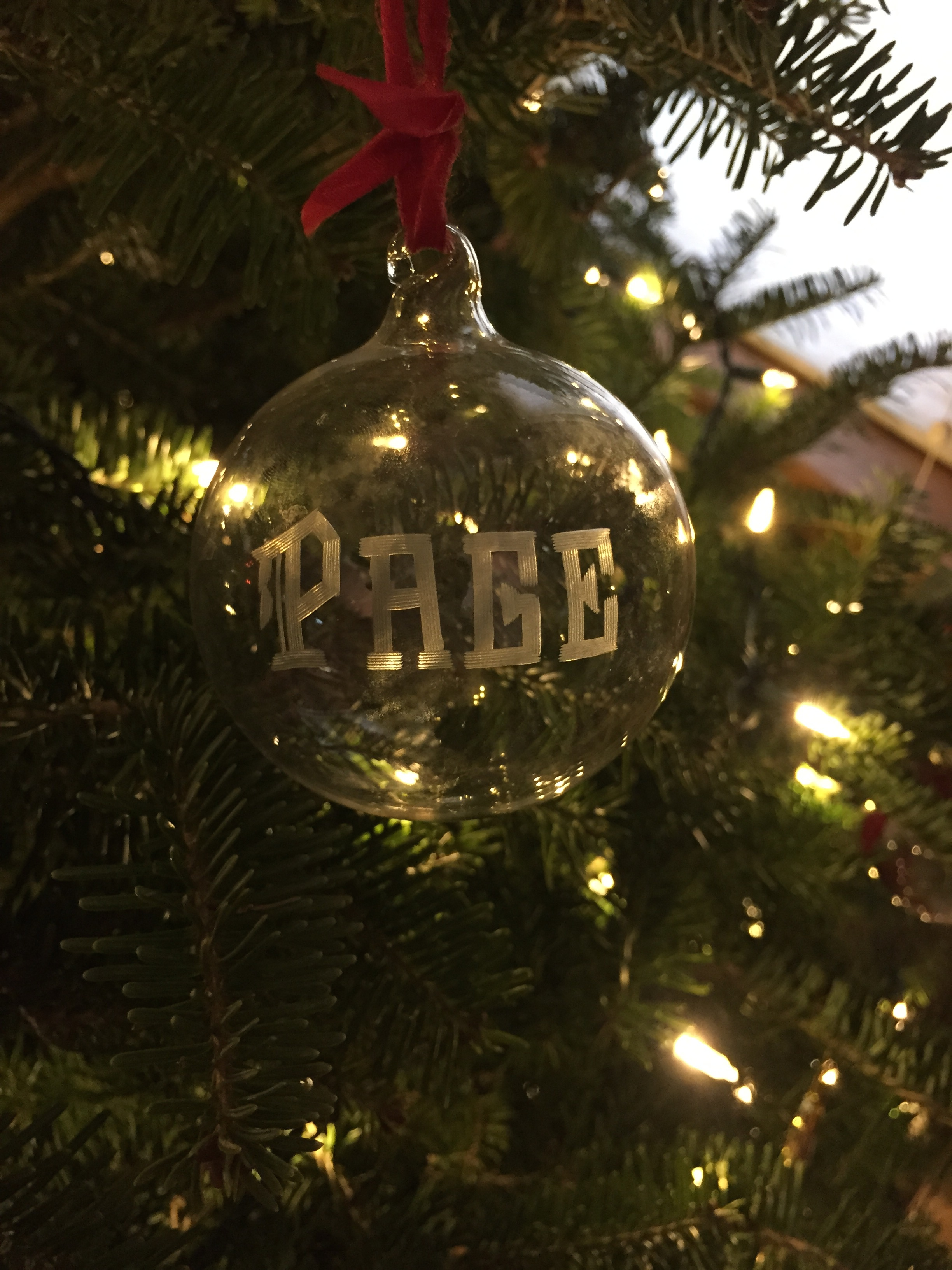 What Memories Are On Your Tree? Don't You Love Each and Every Ornament?