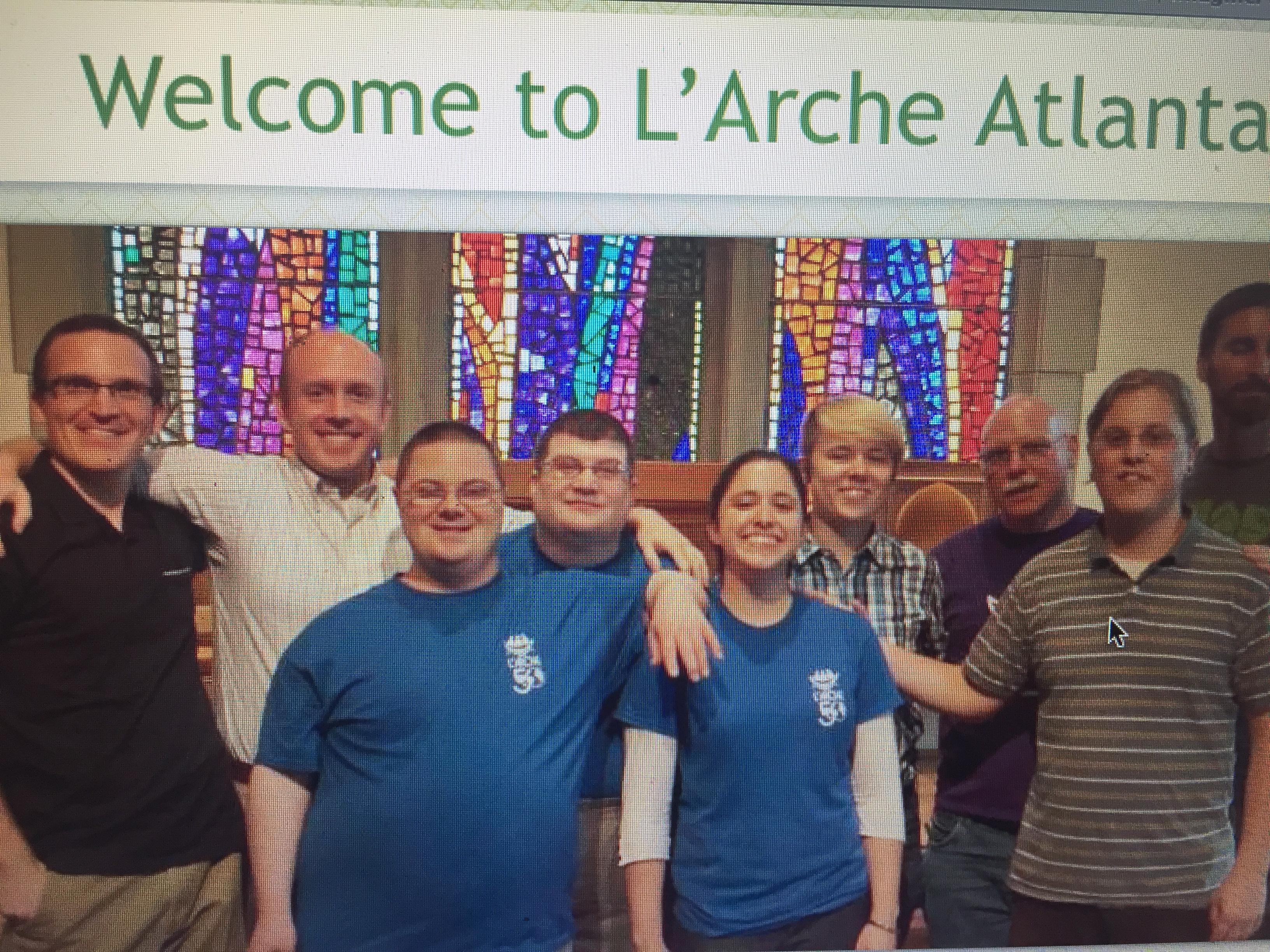 A L'Arche Community A Community Of Pure Love