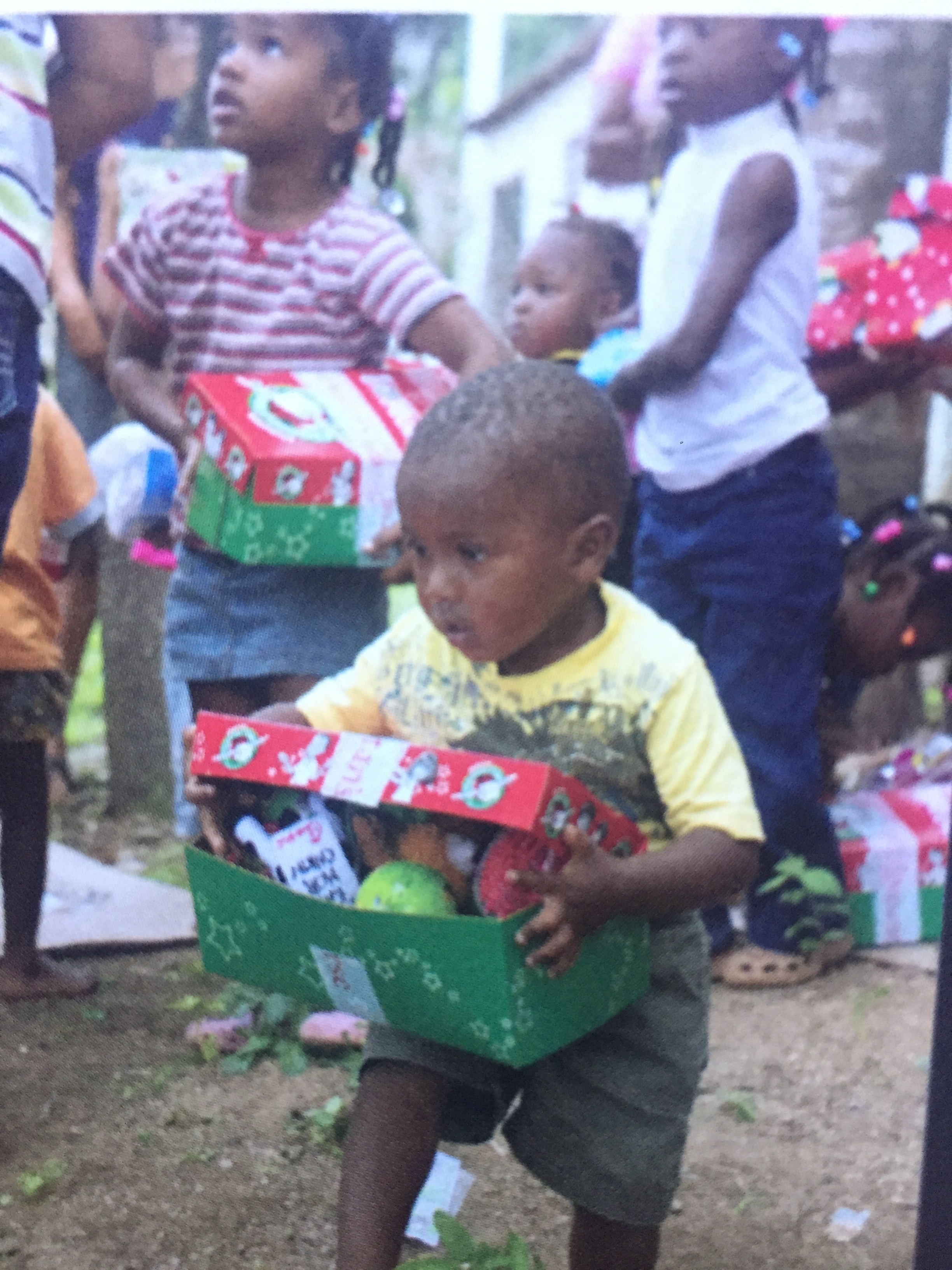 Pack A Shoebox Full Of Love Plant Seeds Of Compassion