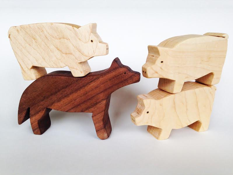 Wooden Toys Tell A Story Imagination In Play!