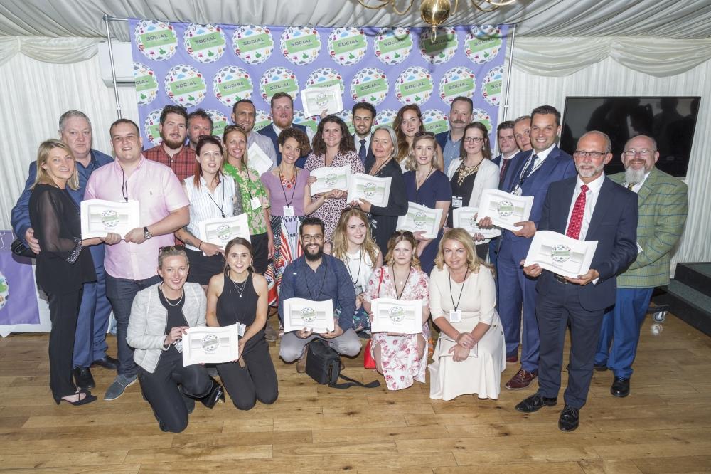 Social Media Awards Sports Bar / Pub of the Year Winners!