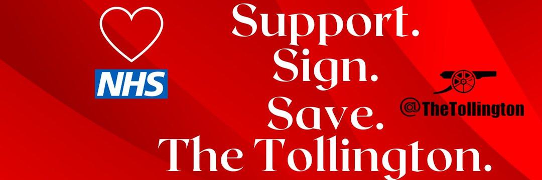 Save The Tollington Arms