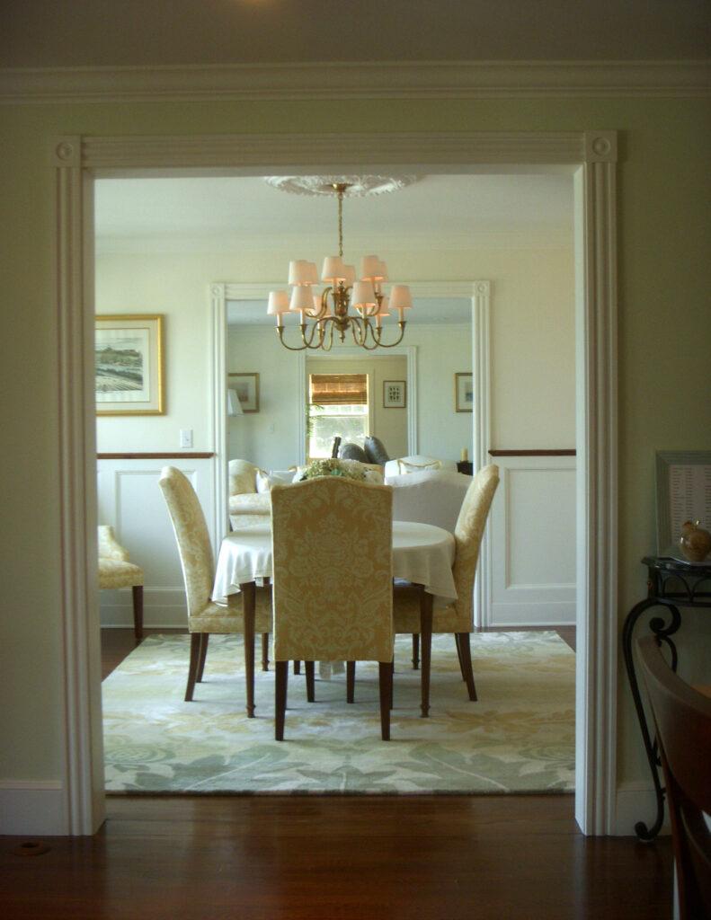 dining room barclay square newport ri