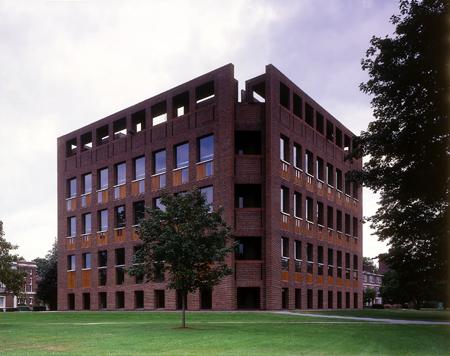 architect louis kahn exeter library