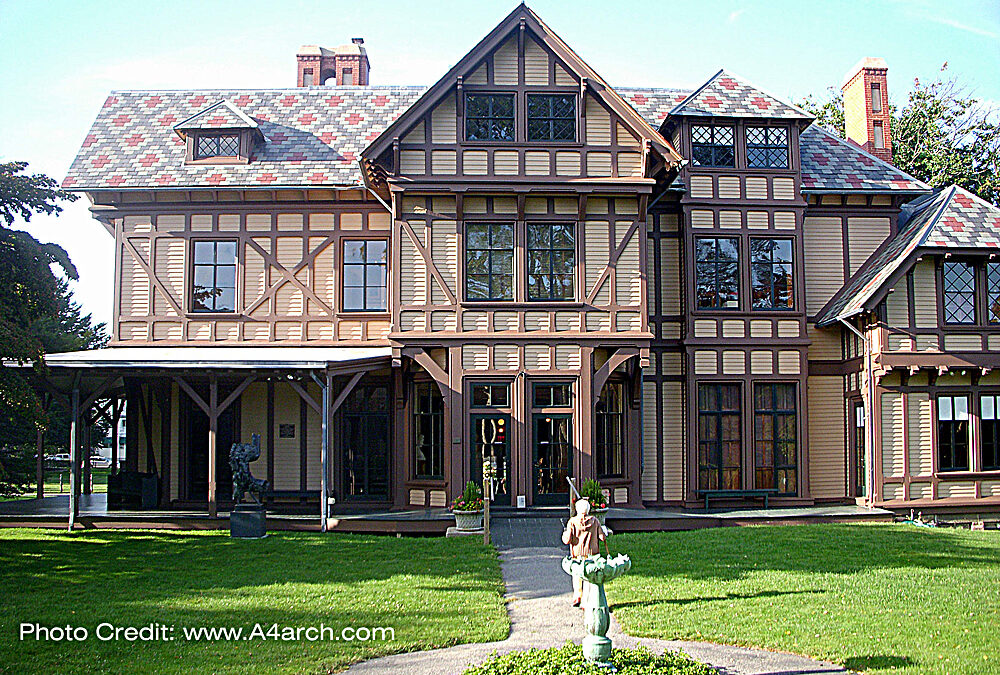 jna griswold house, newport