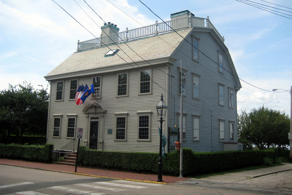 Mid Georgian Newport