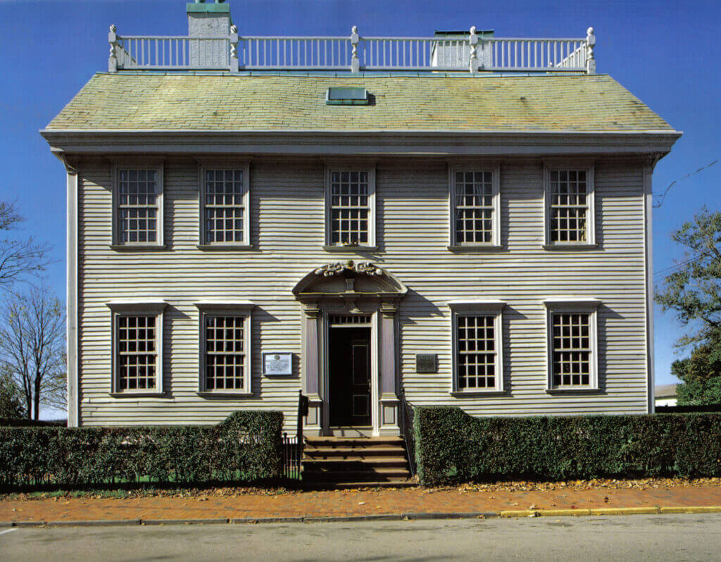 hunter house preserving newport ri
